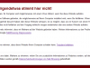 Chrome warnt vor Malware