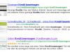 Kreditvergleich.com macht die etwas schlechtere Platzierung mit Stern-Bewertungen wett!
