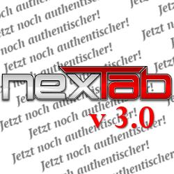 nexTab 3.0