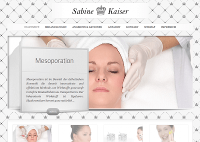 Sabine-Kaiser-Kosmetik.de