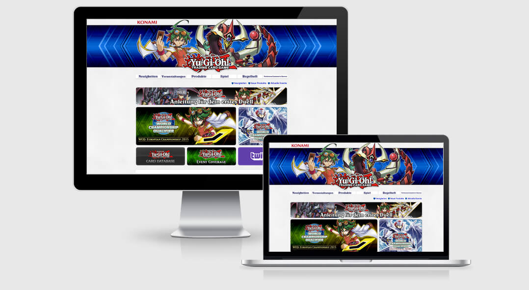 konami-europe.com