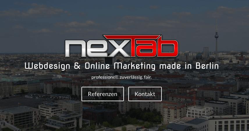 Redesign unserer Webseite